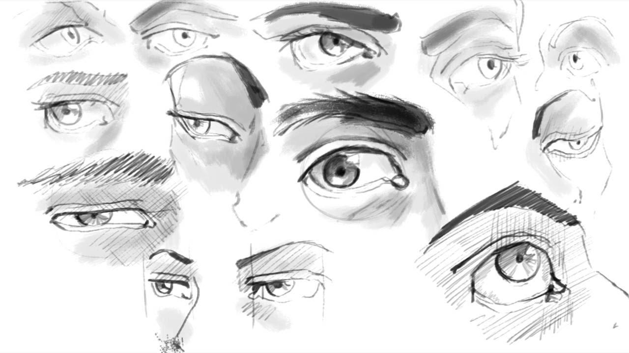 hvordan tegner man manga