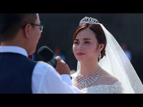 Bali Romance - WEDDING MR. JIANG & MS. XIONG - At THE EDGE