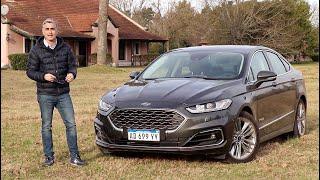Ford Mondeo Hybrid - Test - Matías Antico - TN Autos