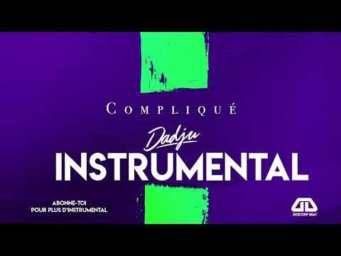 Dadju - Compliqué (Officiel Instrumental)