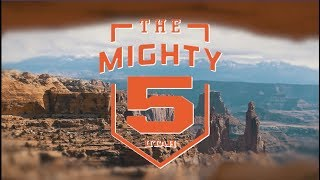 The Mighty 5 | Aฑ Adventure Through Utah's National Parks