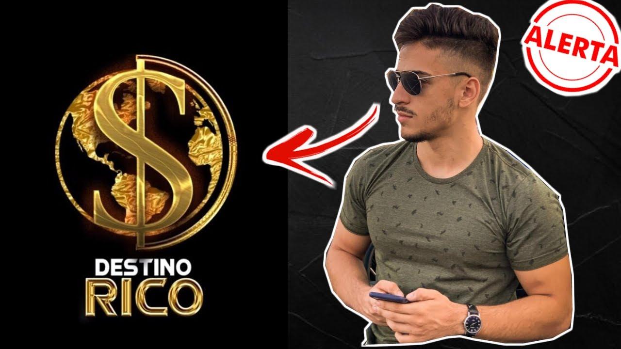 Destino RICO - Curso Destino RICO Tiago Gomes Funciona - YouTube