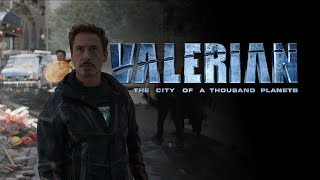 Avengers Infinity War Trailer (Valerian And the City of A Thousand Planets Style)