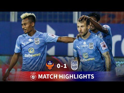 Highlights - FC Goa 0-1 Mumbai City FC - Match 6 | Hero ISL 2020-21