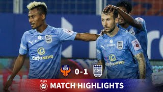 Highlights - FC Goa 0-1 Mumbai City FC - Match 6 | Hero ISL 2020-21