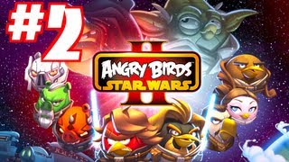 angry birds star wars 2 gameplay walkthrough part 2 level b1 6 to level b1 10