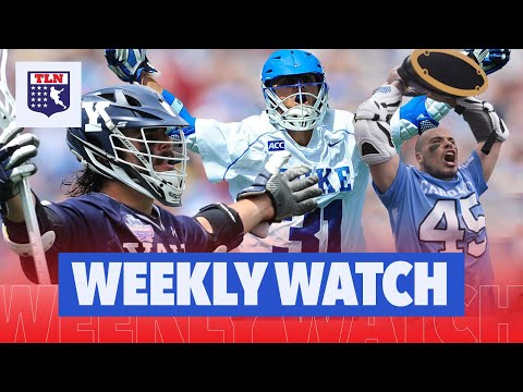 GREATEST Final 4 performances of all time | The Weekly Watch