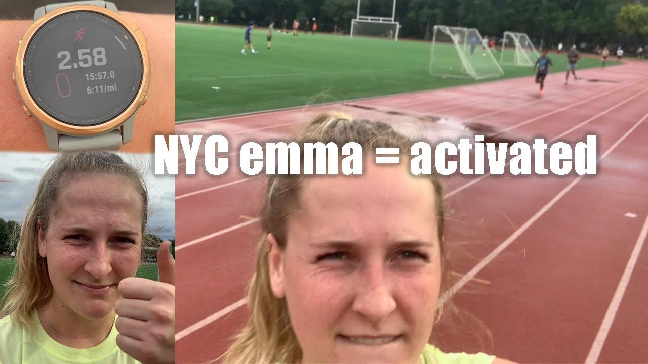 My Life in New York City | Alter-G + Brooklyn Track Club Vlog