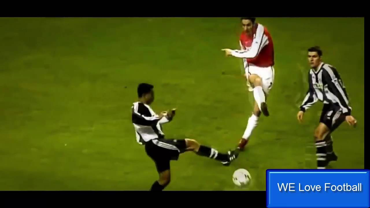 Top 10 goals ever Football History