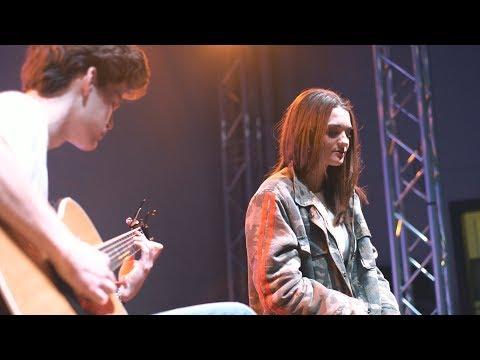Imagine Dragons   Bad Liar Acoustic Cover By Anna Hamilton