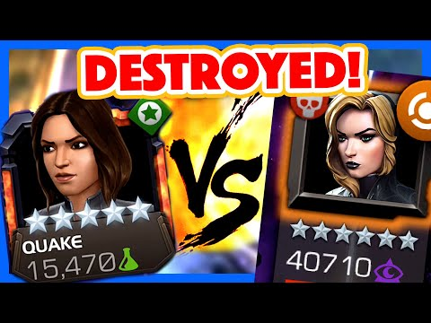 How To Easily Defeat Black Widow Claire Voyant Uncollected