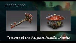 Dota 2 - Treasure of the Malignant Amanita (Reworked Chest)