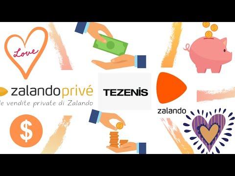 #HAUL di VESTITI e ACCESSORI da ZALANDO PRIVE', ZALANDO e TEZENIS