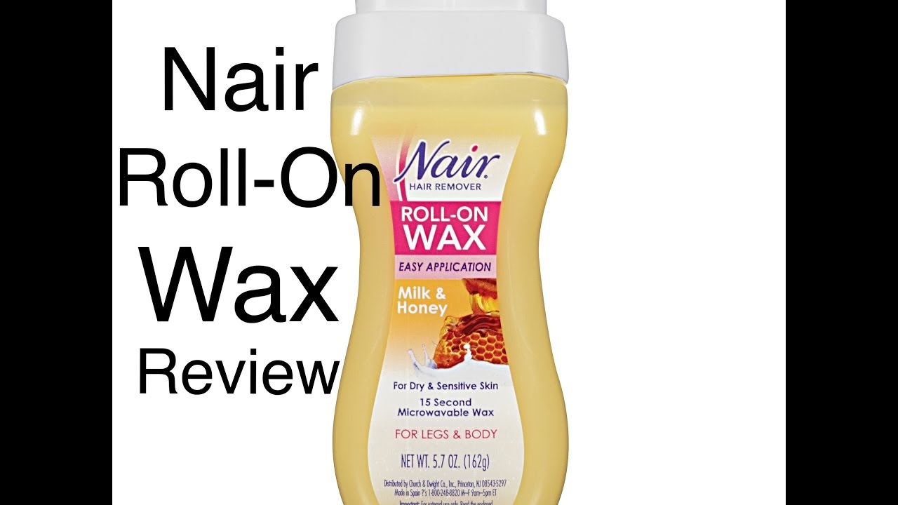Nair Roll On Wax Review