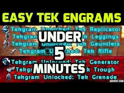 Great news easy way to unlock tek tier engrams generator great news easy way to unlock tek tier engrams generator replicator trough official malvernweather Gallery