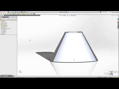Cone doovi for Sheet metal cone template