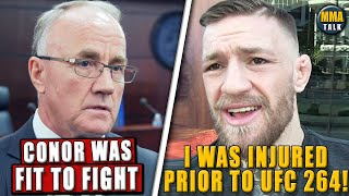 NSAC REFUTES Conor McGregor's claims of pre-existing leg fractures, Chandler responds to Makhachev