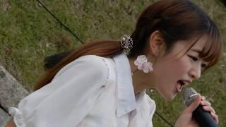 いのうえまなみ 【星空のコエ】 2017.11.26 城天あいどるストリート.