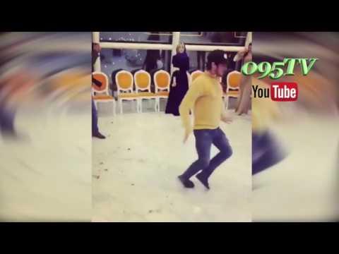 Иса Идрисов танцует! Очень сильный танцор