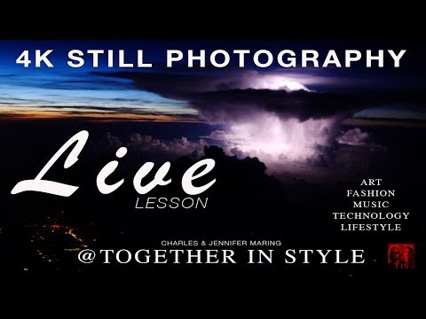 4K Still Photography Live Lesson on Capturing the Defining Moment with Charles Maring : Lumix GH5
