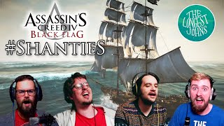 All Shanties from AC4 Black Flag | The Longest Johns Supercut / Playlist