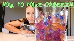 How to make ORBEEZ! | Grow Water Beads | Sooo PRETTY!