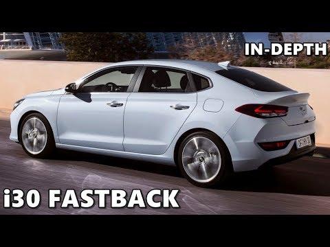 2018 Hyundai i30 Fastback Exterior, Interior, Drive