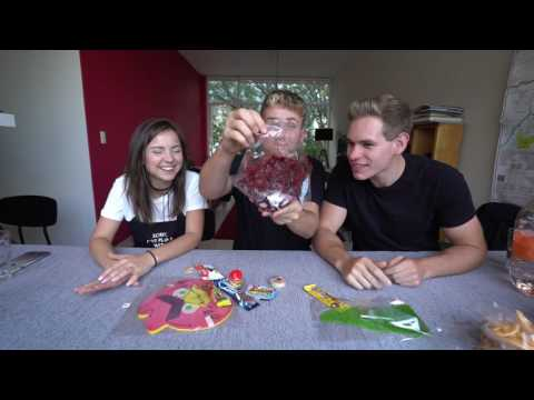 Mexican Candy/Food Challenge!