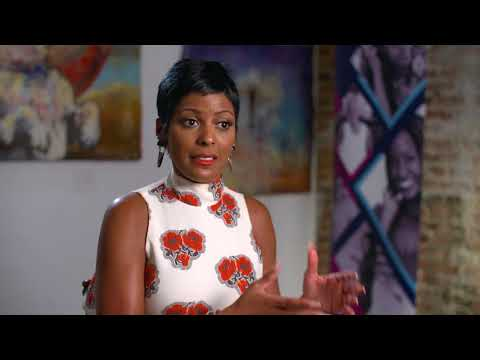 Tamron Hall on Domestic Violence Awareness Month & the Tamron ❤ Renate Fund