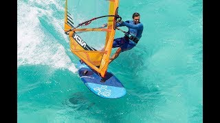 Extreme Foil Windsurfing on Maui, Hawaii and Tahiti Island
