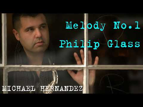 Melody No. 1 from Melodies for Saxophone