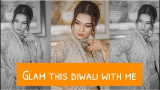 Glam this Diwali with Me | Makeup Tips | Avneet Kaur