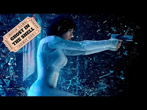 Reseña live action: Ghost In The Shell