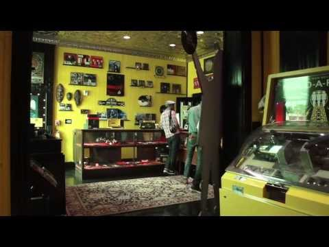 Nashville: Third Man Records - Jack White's Magic Factory