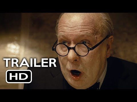 Darkest Hour   1 2017 Gary Oldman, Lily James Biography Movie HD
