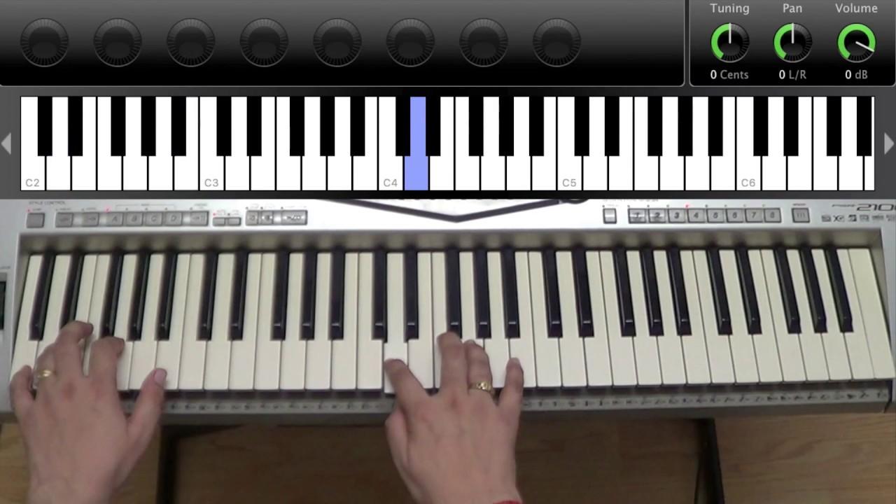 Trinity Keyboard Syllabus