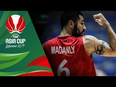 Madanly's 35 points in his last FIBA Asia Cup game
