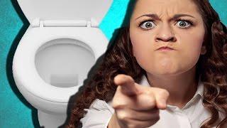 Tuvalet ile İlgili 3 Gıcık Eşek Şakası