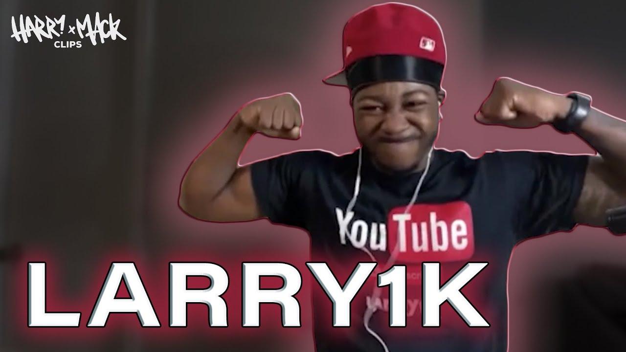 Jesus Christ | Harry Mack Freestyle ft. Larry 1k