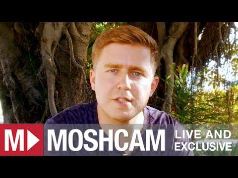 Sub Focus talks sleepless hallucinations & Bloc Party collabs (at Future Music Festival) | Moshcam