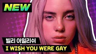 [Billie Eilish]🔥노래 속 숨겨진 비하인드 스토리 총정리🔥빌리 아일리시 - wish you were gay 가사해석