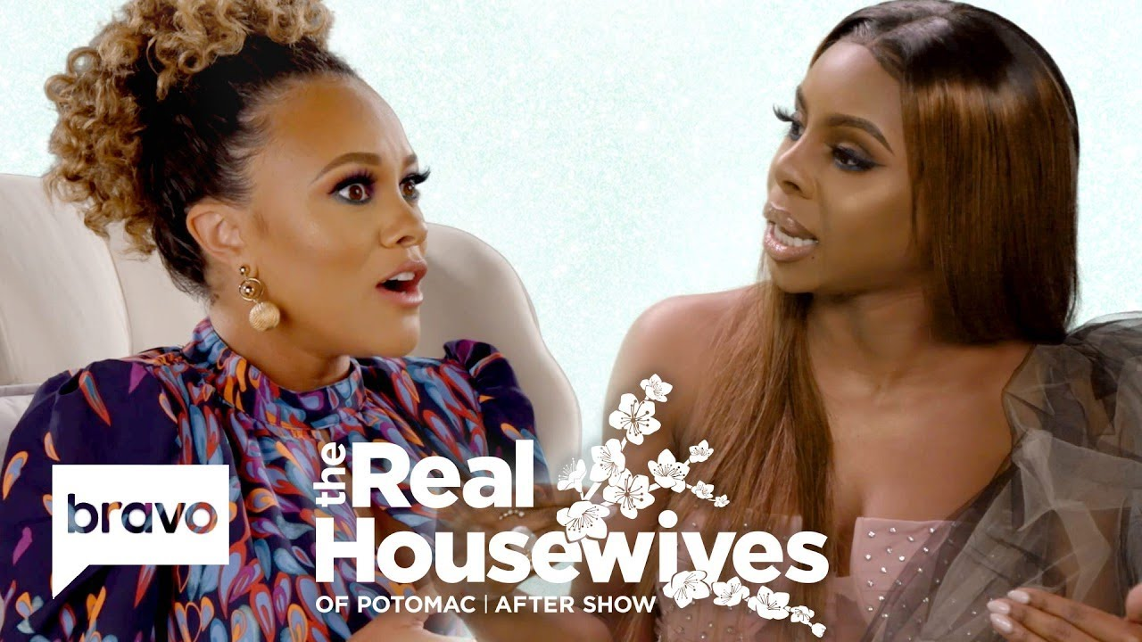 Download Candiace Dillard's Explosive Dinner Party Explained | RHOP After Show (S4 Ep9)