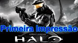 Halo: Combat Evolved Anniversary - Primeira Impressão (Pt-Br) - Xbox 360 - CJBr