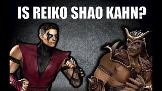 Is Reiko Shao Kahn? (Mortal Kombat creators weigh in)