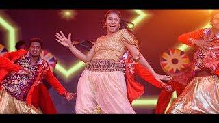 Indhuja Semma Kuthu Dance   Vikatan Cinema Awards