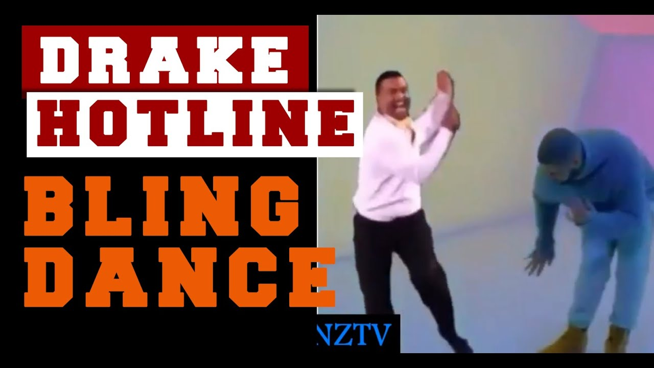 Drake Hot Line Bling Dance Always Fit To Any Songs YouTube - Drakes hotline bling dance moves go with just about any song