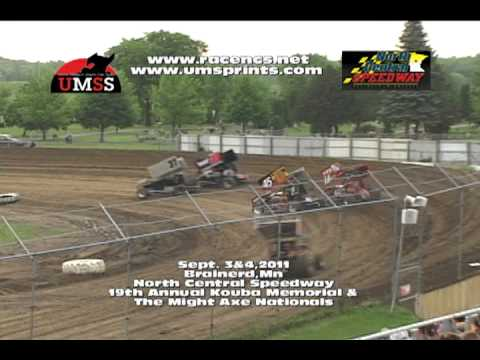 North Central Speedway Sept. 3&4,2011 Video Add