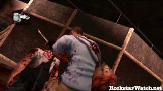 Manhunt 2 Weapon Executions (PC)