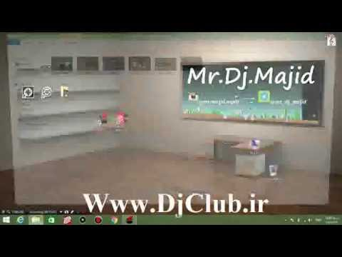 آموزش دی جی VirtualDJ 7 Tutorial Lesson 1 Mr.Dj.Majid