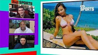 Veronika Khomyn In Tiny Bikini Helping Sean Mcvay Get Over Super Bowl Loss | Tmz Sports